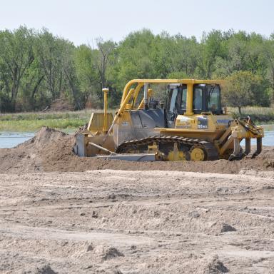 Image of bulldozer